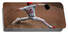 Cole Hamels - Pregame Warmup Portable Battery Charger
