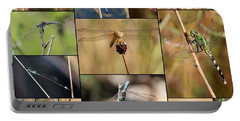 Collage Marsh Life Portable Battery Charger