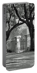 College Of Charleston Gate Portable Battery Charger
