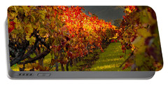 Color On The Vine Portable Battery Charger