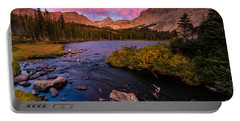 Color Over  Indian Peaks Portable Battery Charger