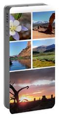 Colorado Utah Calendar 2018 Portable Battery Charger