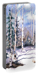 Colorado Aspens 2  Portable Battery Charger