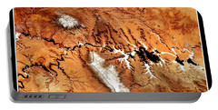 Portable Battery Charger featuring the photograph Colorado Plateau Nasa by Rose Santuci-Sofranko