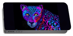 Colorful Jaguar Portable Battery Charger