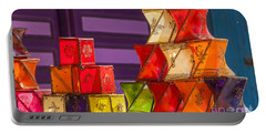 Colorful Lanterns Portable Battery Charger