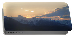 Colors Beyond The Sunset Portable Battery Charger