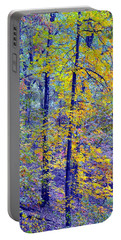 Colors Of Autumn Portable Battery Charger