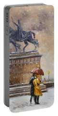 Colors Of Winter - Saint Louis Portable Battery Charger