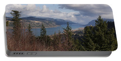 Columbia Gorge Portable Battery Charger by Belinda Greb