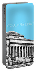 Columbia University - Sky Blue Portable Battery Charger