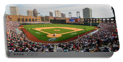 D24w-295 Columbus Clippers Photo Portable Battery Charger