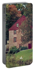 Colvin Run Mill Portable Battery Charger by Greg Reed