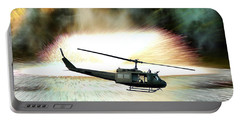 Combat Helicopter Portable Battery Charger
