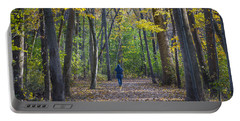 Portable Battery Charger featuring the photograph Come For A Walk by Sebastian Musial