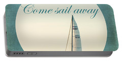 Come Sail Away Portable Battery Charger
