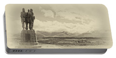 Commando Memorial 3 Portable Battery Charger