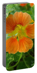 Common Nasturtium Portable Battery Charger