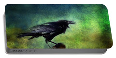 Common Raven Portable Battery Charger