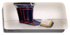 Communion Portable Battery Charger by Katherine Miller