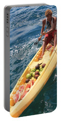 Conches And Coconuts Portable Battery Charger