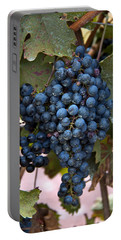 Concord Grapes Portable Battery Charger