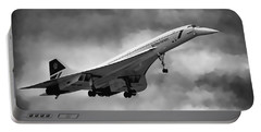 Concorde Supersonic Transport S S T Portable Battery Charger
