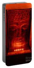 Portable Battery Charger featuring the photograph Contemplation by Linda Prewer
