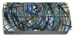 Contemporary Art Seventeen Portable Battery Charger