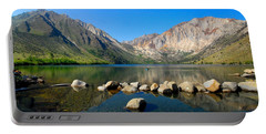 Convict Lake Panorama Portable Battery Charger