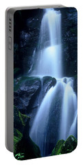 Portable Battery Charger featuring the photograph Cool Sanctuary by Rodney Lee Williams