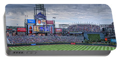Coors Field Portable Battery Charger