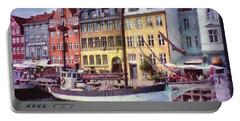 Copenhagen Portable Battery Charger