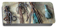 Coppersmith Tools Portable Battery Charger by Debi Demetrion