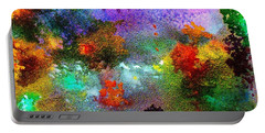 Coral Reef Impression 1 Portable Battery Charger by Hazel Holland