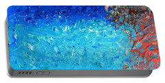 Coral Reef I Portable Battery Charger