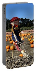 Portable Battery Charger featuring the photograph Corn Mom by Michael Gordon
