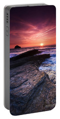 Cornish Sunset Portable Battery Charger