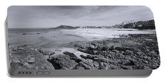 Cornwall Coastline 2 Portable Battery Charger by Doug Wilton