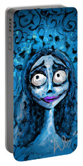 Corpse Bride Phone Sketch Portable Battery Charger