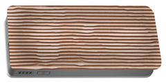Corrugated Cardboard Portable Battery Charger
