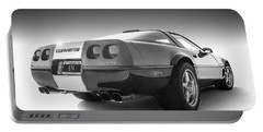 Corvette C4 Portable Battery Charger