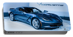 Corvette Stingray Portable Battery Charger