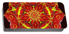 Cosmic Masculine Firestar Portable Battery Charger