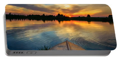 Cottage Country's Silhouette Portable Battery Charger