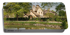 Cottage In The Hameau De La Reine Portable Battery Charger