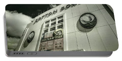 Cotton Bowl Portable Battery Charger
