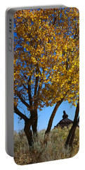 Cottonwood And Nipple Butte-v Portable Battery Charger