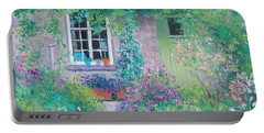 Country Cottage Portable Battery Charger