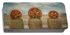 Country Halloween Portable Battery Charger